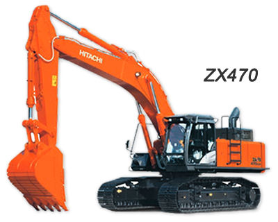 ZAXIS470