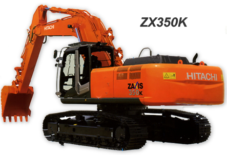 ZAXIS 日立建機